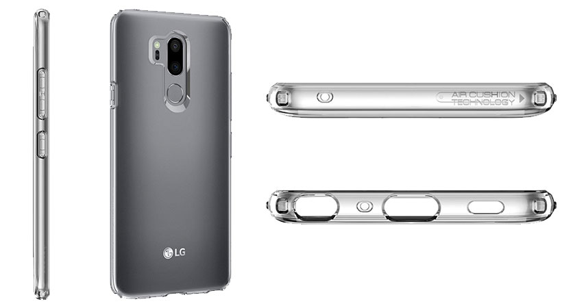 محافظ ژله ای اسپیگن ال جی Spigen Liquid Crystal Case LG G7 ThinQ