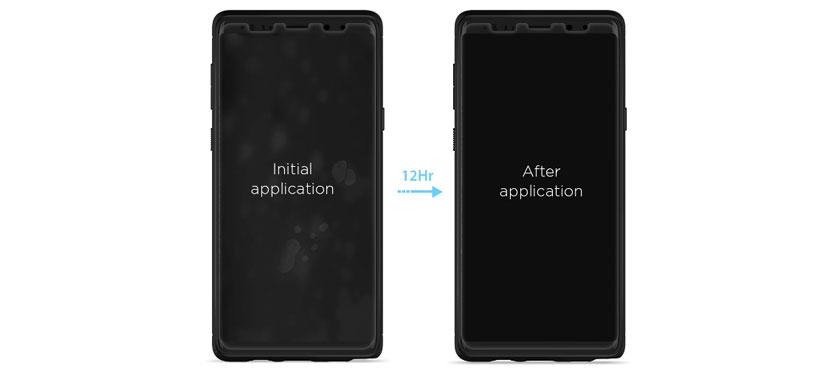 محافظ صفحه نمایش سامسونگ Note 9
