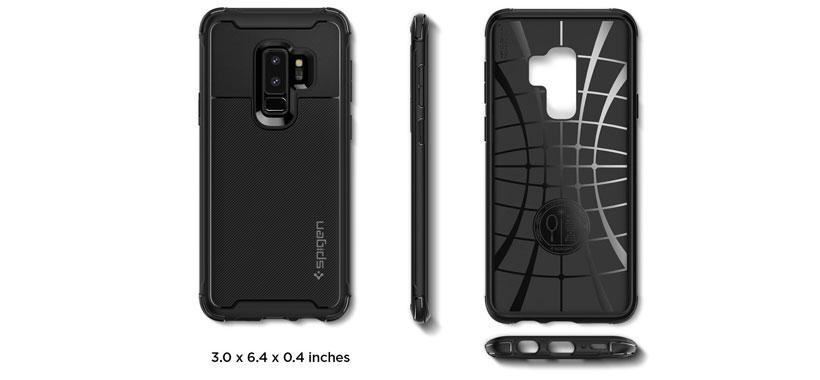 کاور محافظ اسپیگن گوشی موبایل s9 plus
