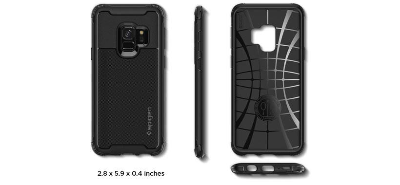 کاور محافظ اسپیگن گوشی موبایل s9