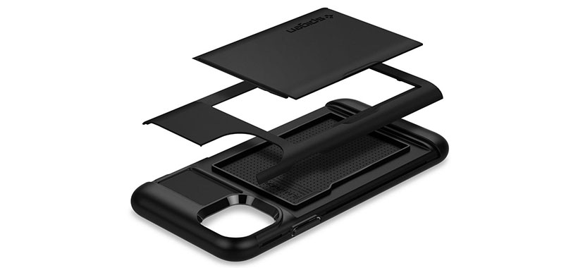 قاب محافظ Slim Armor CS اسپیگن اپل آیفون 11 پرو مکس