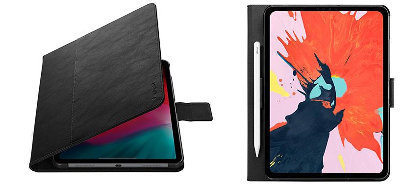 بوک کاور چرمی iPad Pro 11 2018