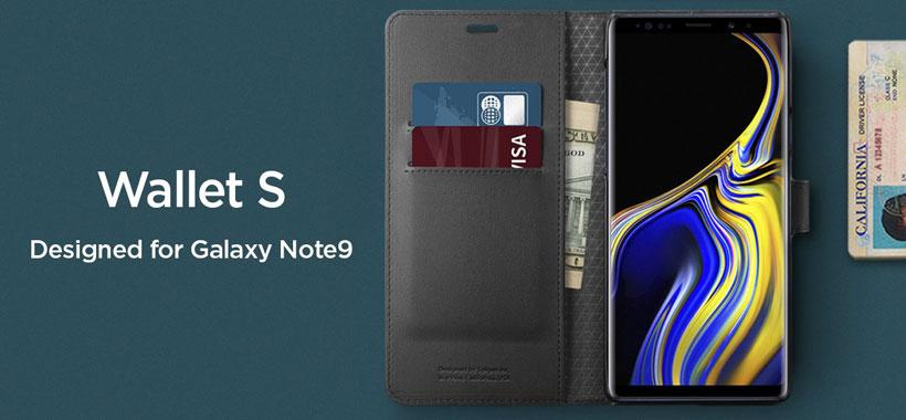 کیف کلاسوری Samsung Note 9