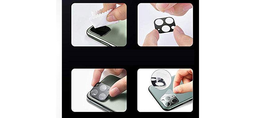 محافظ لنز توتو دوربین آیفون11