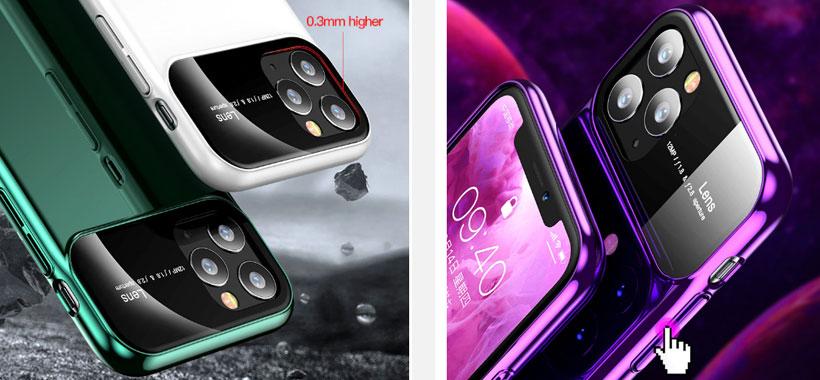 قاب آینه توتو آیفون iPhone 11