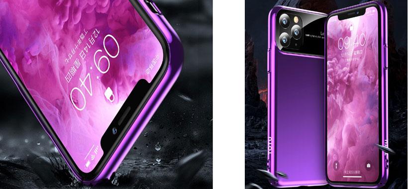 قاب محافظ آینه توتو آیفون iPhone 11 Pro max