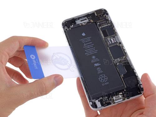 تعویض باطری گوشی موبایل iPhone 6 plus