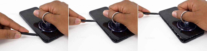 تعویض باتری گوشی موبایل iPhone7