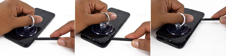 تعویض باتری گوشی موبایل آیفون سون