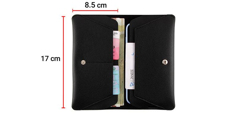 WUW P39 با قابلیت نگهداری گوشی و وسایل ضروری