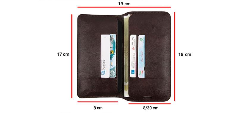 کیف گوشی WUW P40