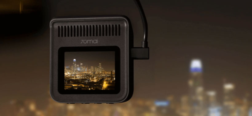 دوربین خودرو شیائومی