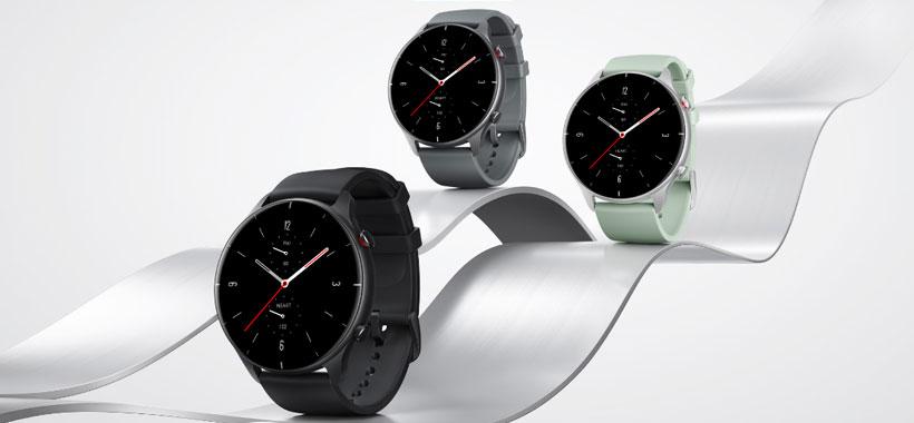 Amazfit GTR 2e یک ساعت هوشمند جدید کلاسیک