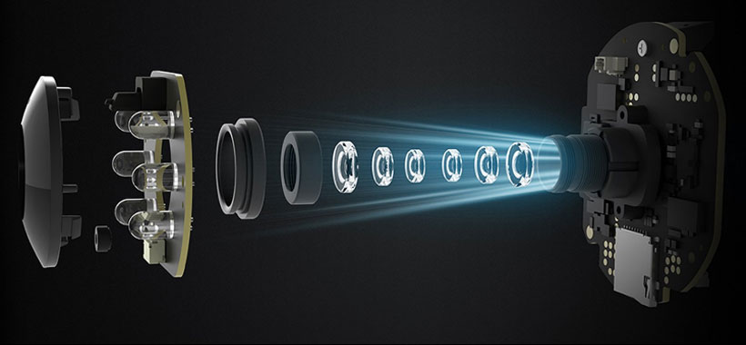 دیافراگم برزگ دوبین شیائومیر F1.4 و لنز 6P برای یک تجربه عالی ثبت عکس