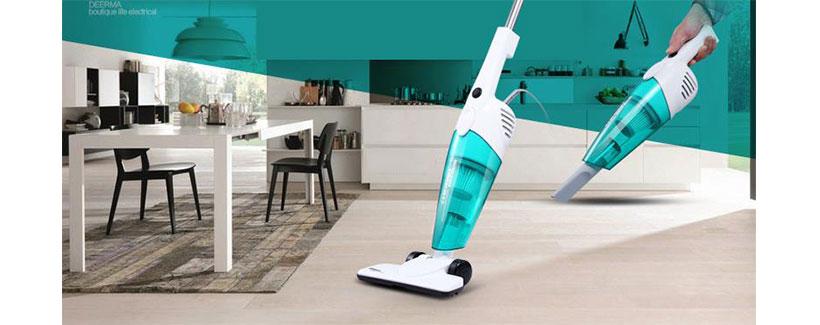 جارو برقی Deerma Vacuum Cleaner DX118C