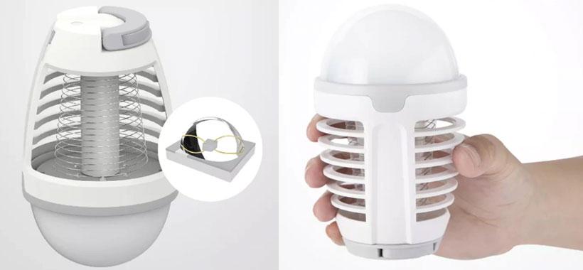 لامپ حشره کش پرتابل شیائومی DYT-90