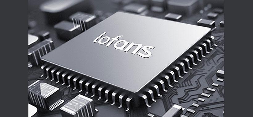 دستگاه اتو Lofans GT-301W