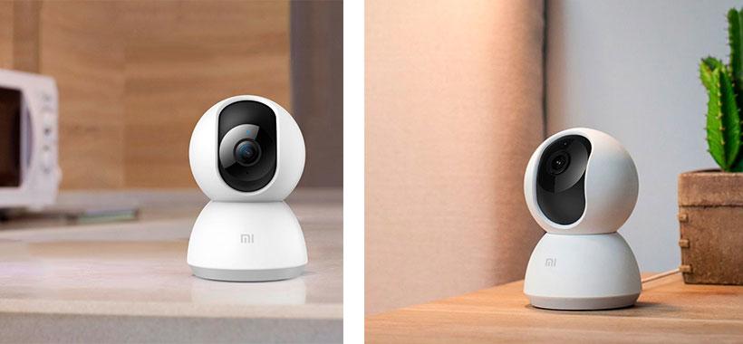 دوربین امنیتی خانگی شیائومی Mi 360 ° 1080p