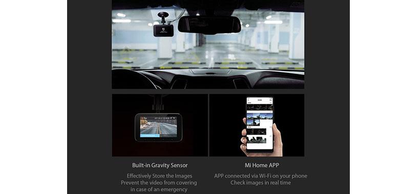 دوربین Mi Dash Cam 1S