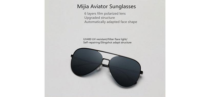 عینک آفتابی پولاریزه شیائومی Mi Polarized Navigator Sunglasses
