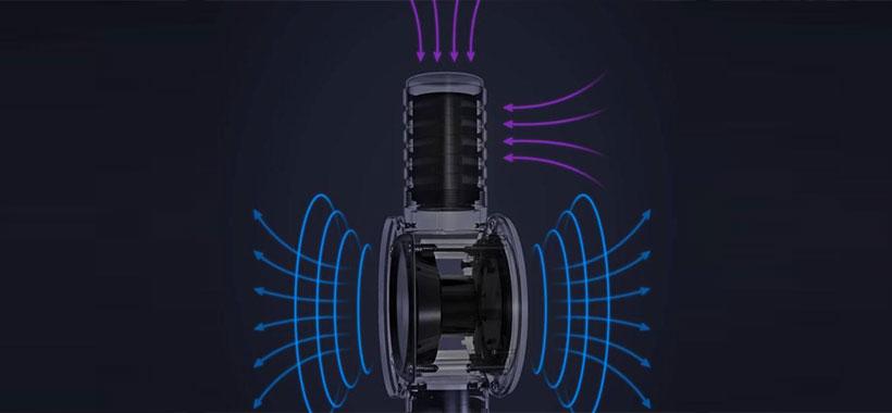 میکروفون شیائومی X3 HoHo Sound MIC