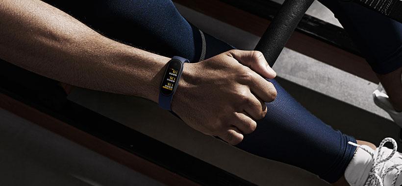 قابلیت های دستبند هوشمند شیائومی