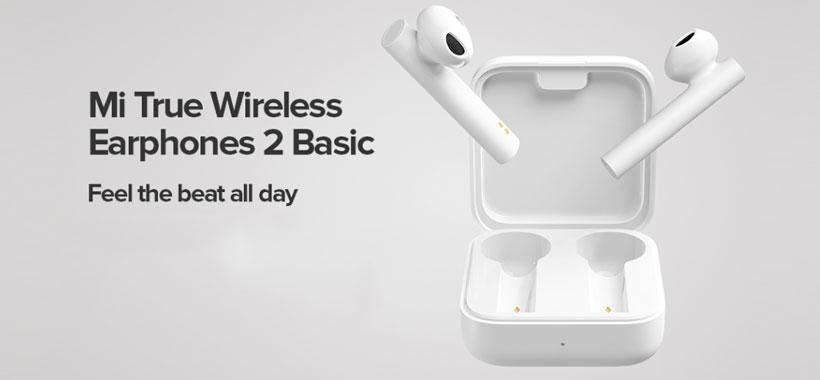 هدست بلوتوث شیائومی Mi TWS Earphones 2 Basic