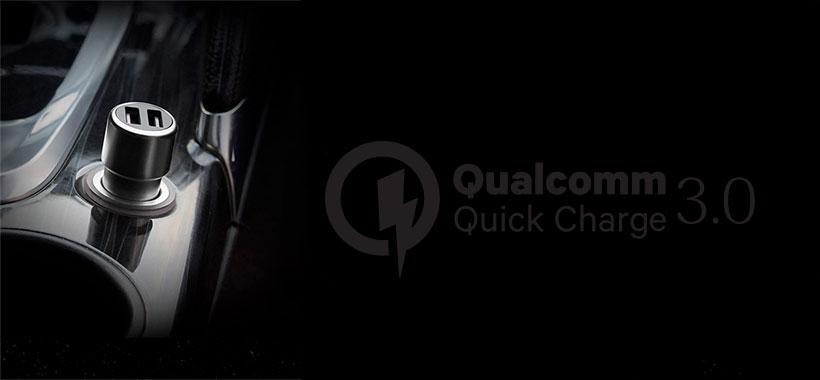 فناوری شارژ سریع QC3.0 zmi ap821
