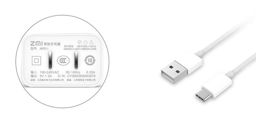 آداپتور شارژ شیائومی مجهز به فناوری شارژ سریع QC 3.0