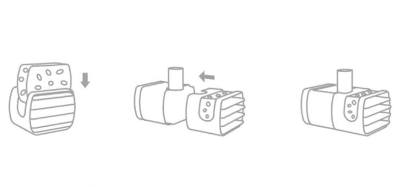 دستورالعمل تعویض مجموعه فیلتر پمپ