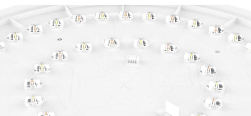 لامپ هوشمند شیائومی YLXD16YL