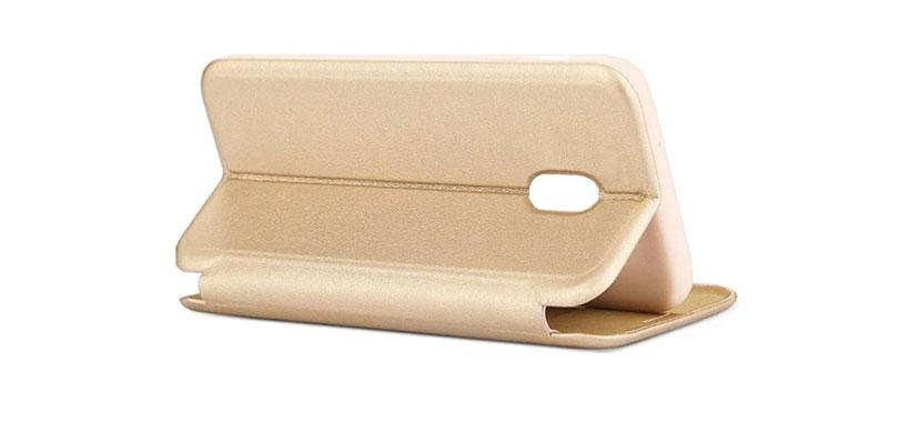 کیف چرمی سامسونگ J5 Pro
