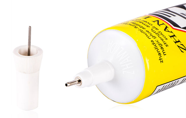 چسب مایع ژانلیدا Zhanlida E8000 Glue
