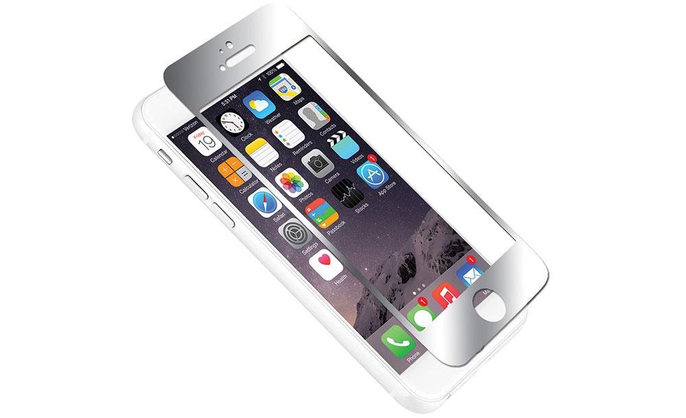 محافظ صفحه نمایش شیشه ای آیفون 6 و 6 اس