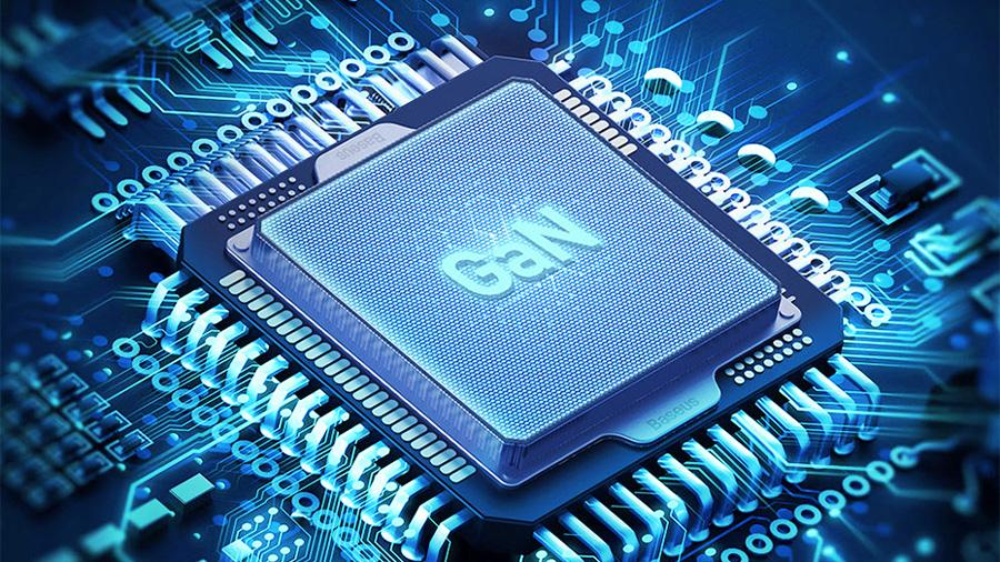شارژر دیواری سریع 45 وات تایپ سی + یو اس بی بیسوس Baseus CCGaN45UC GaN2 Pro Type-C+USB-A Charger دارای تکنولوژی گالیوم نیترید