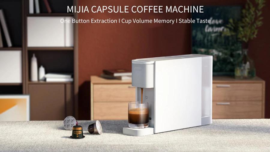 دستگاه قهوه ساز میجیا شیائومی Xiaomi MIJIA Capsule Coffe Machine