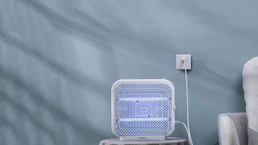 مصرف انرژی بسیار کم حشره کش برقی بیسوس