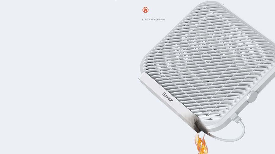 حشره کش هوشمند بیسوس دارای کیفیت ساخت بالا در کنار طراحی زیبا
