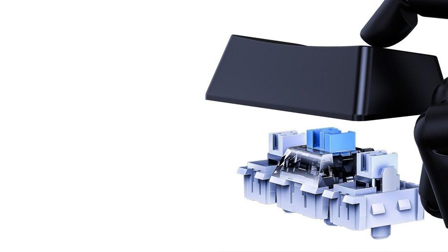 مکانیک استاندارد کیبورد بیسوس GK01