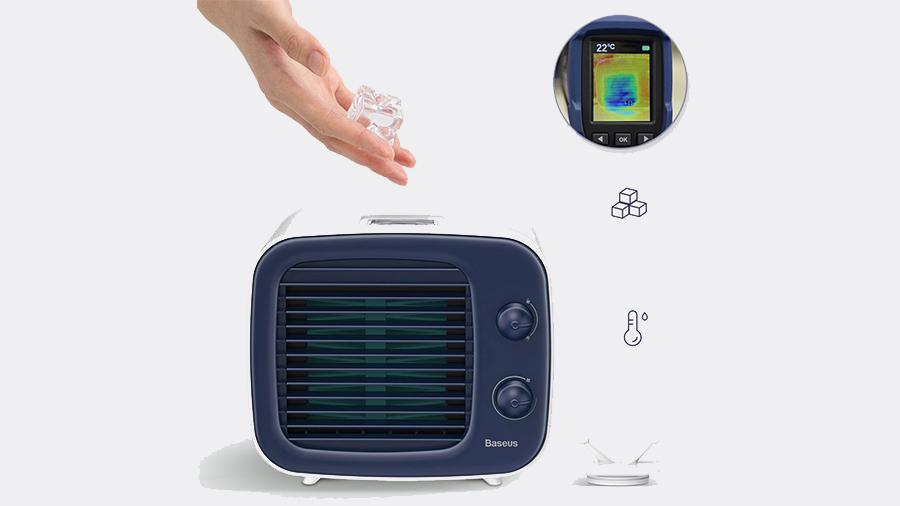 اضافه کردن یخ برا سرمای بیشتر در کول قابل حمل بیسوس