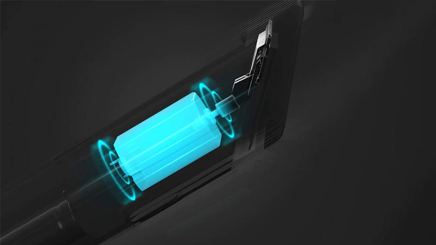 قدرت بالای موتور ماشین اصلاح سر ENCHEN Boost Electric Hair Clipper from Xiaomi