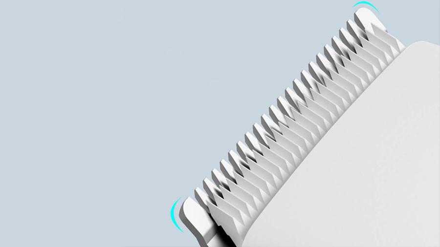 طراحی ایمن برای جلوگیری آسیب رساندن ماشین اصلاح سر ENCHEN Boost Electric Hair Clipper from Xiaomi