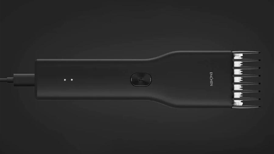 طول عمر باطری متحیر کننده ماشین اصلاح سر ENCHEN Boost Electric Hair Clipper from Xiaomi
