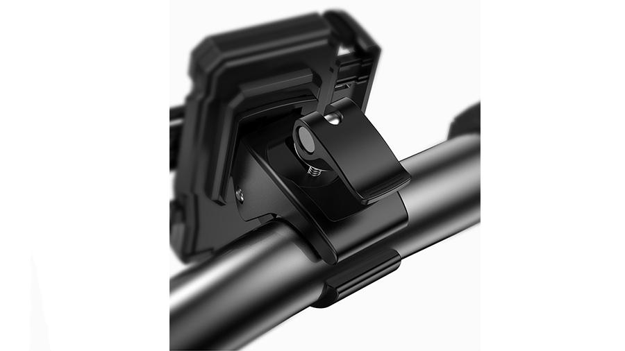 گیره نگهدارنده خلاقانه و محکم هولدر موبایل مخصوص دوچرخه و موتور راک