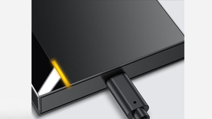 نشانگر LED برای نشان دادن کارکرد صحیح قاب هارد دیسک بیسوس
