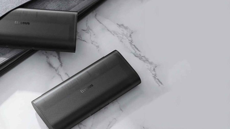 ست تمیزکننده لوازم الکترونیکی بیسوس BASEUS Portable Cleaning Set کاملا قابل حمل