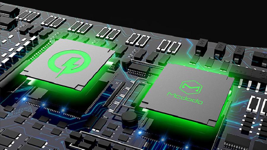 کابل شارژ سریع و هوشمند میکرو یو اس بی 1 متری مک دودو MCDODO Auto Power Off MicroUSB 1m CA-289 مجهز به تراشه هوشمند