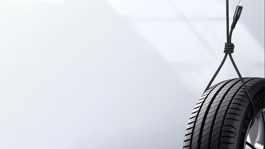 کابل شارژ و انتقال دیتا تایپ سی به لایتنینگ 1.8 متری فست مک دودو MCDODO Auto Power Off Type-C to Lightning 1.8M CA-736 کابلی بادوام