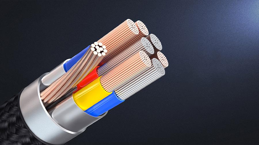 کابل شارژ و انتقال دیتا تایپ سی به لایتنینگ 1.8 متری فست مک دودو MCDODO Auto Power Off Type-C to Lightning 1.8M CA-736 دارای 154 هسته باکیفیت مسی