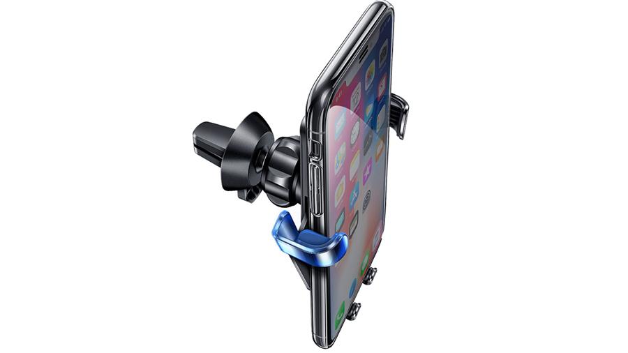 نگهداری ایمن از موبایل توسط هولدر موبایل مک دودو Mcdodo Car Air Vent Phone Mount CH-575
